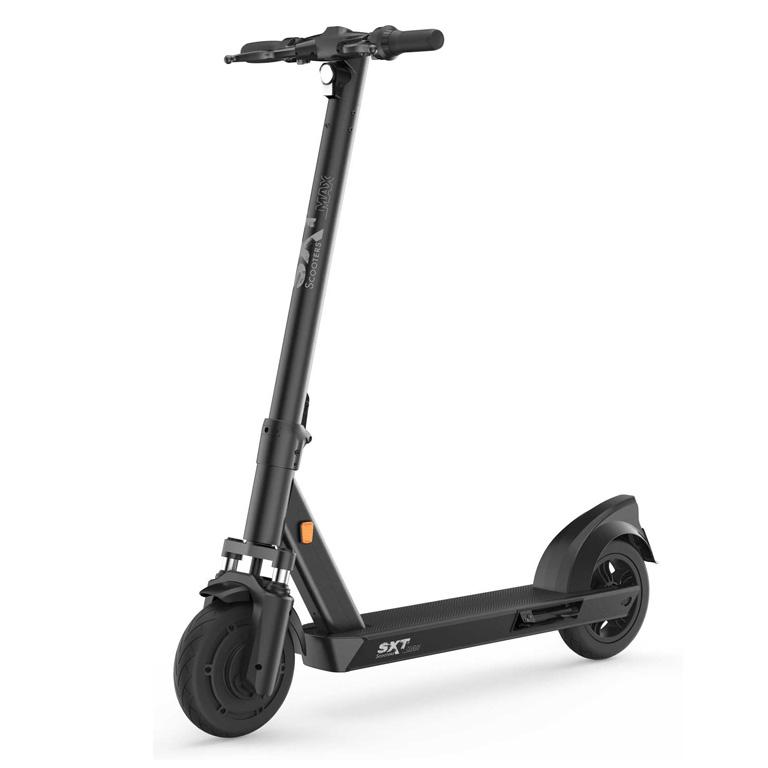 eScooter SXT Max Seitenansicht schwarz