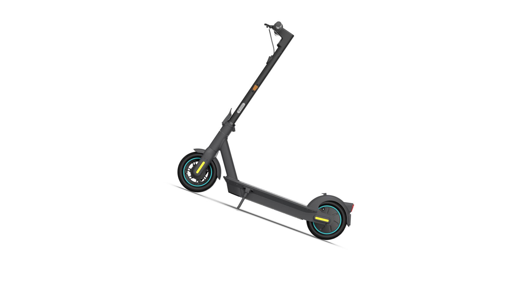 eScooter Ninebot Segway G30 DII Seitenansicht
