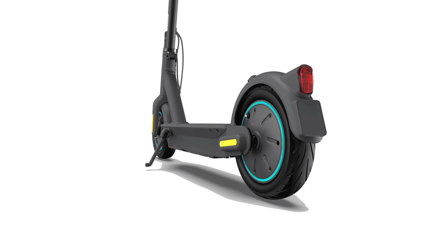 Hinterrad von Ninebot Segway G30D