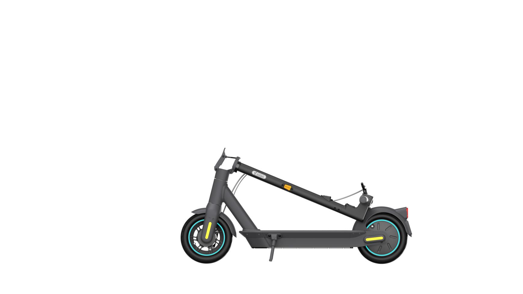 eScooter Segway Ninebot G30D geklappt