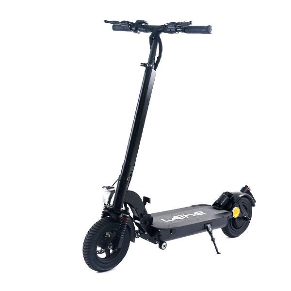 eScooter Lehe L5 der super Stabile für große Männer Seitenansicht