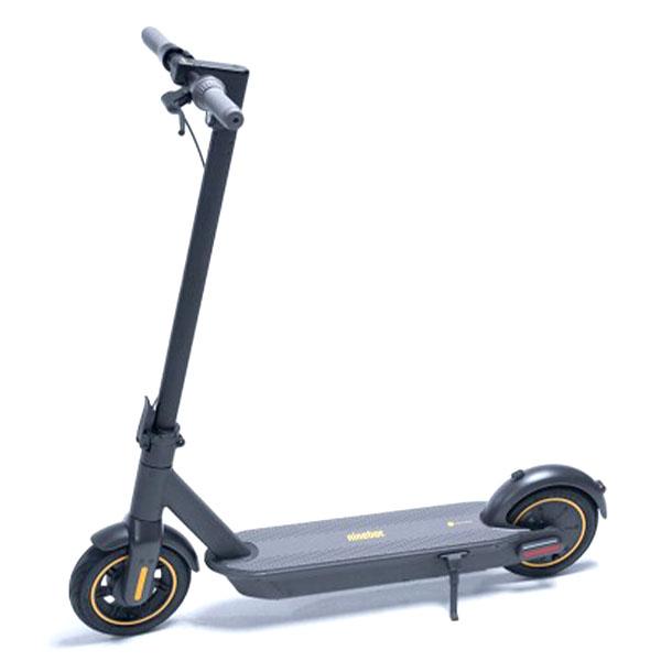 eScooter Ninebot Segway G30D Seitenansicht