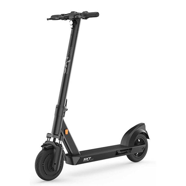 eScooter SXT Max in schwarz Seitenansicht