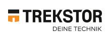 Logo des eScooteranbieters Trekstor