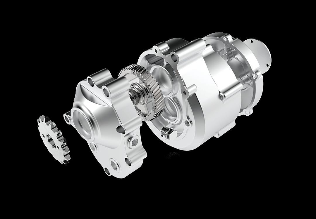 S4-Motor