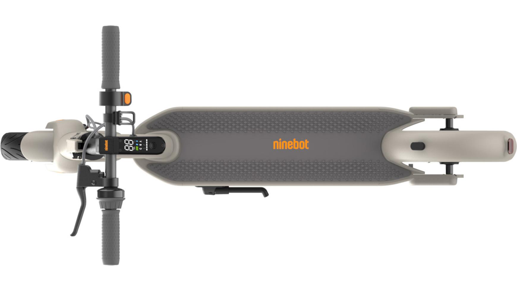 Trittbrett des eScooters Segway Ninebot G30LD