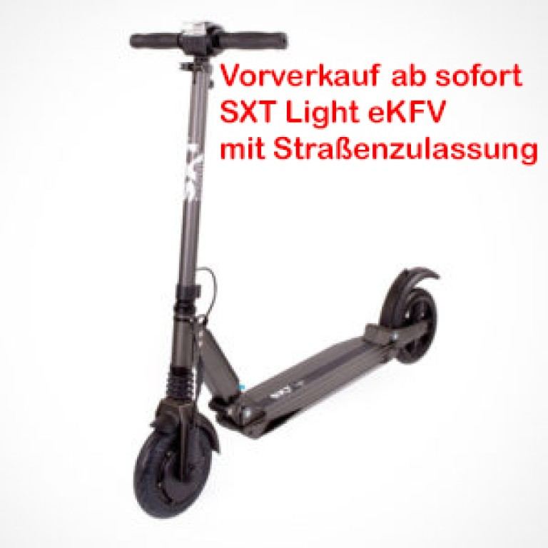 SXT light plus mit eKFV