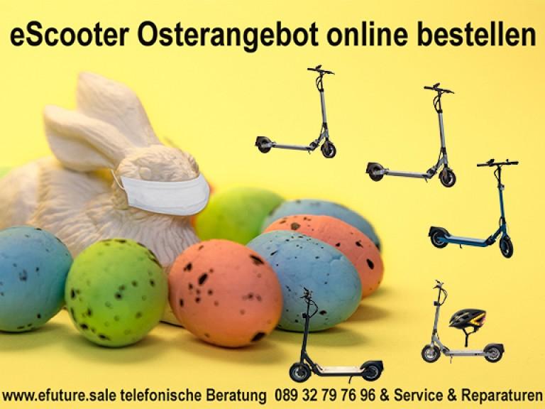 Osterangebot eScooter online bestellen