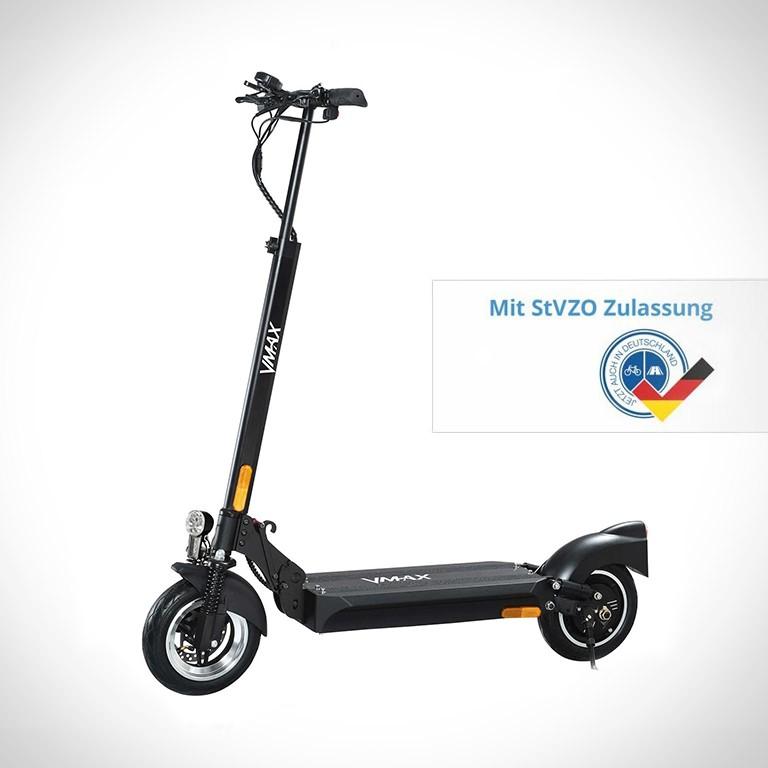 eScooter VMAX R25 Seitenansicht