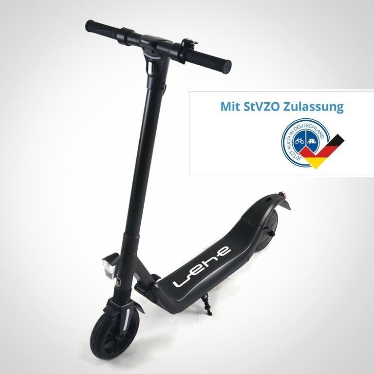 eScooter LEHE L3 schwarz