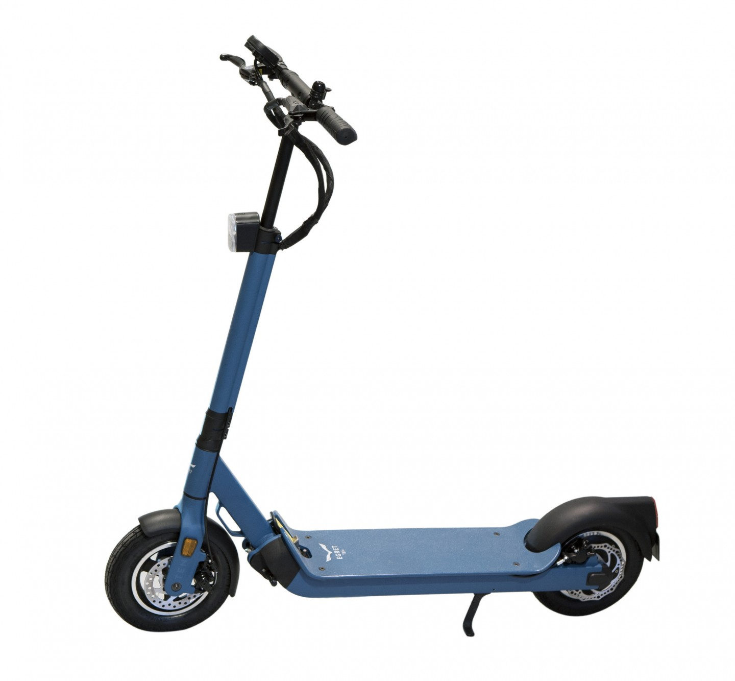 ElektroScooter The Egret Ten V4 in blau