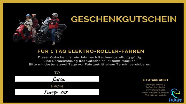 eRoller GutscheinBlog