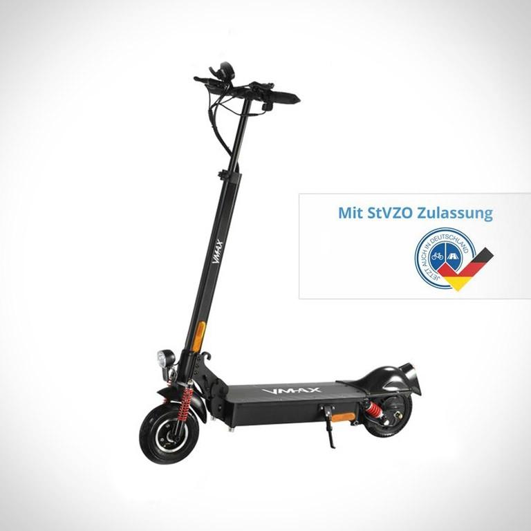 eScooter VMAX R20 Seitenansicht