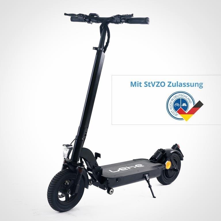 eScooter LEHE L5 schwarz