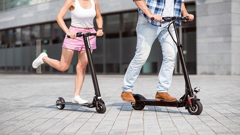 eScooter Bloggröße