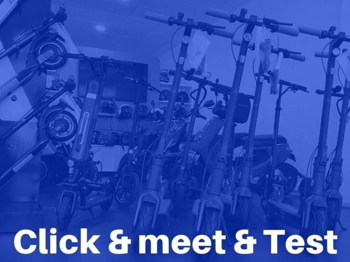 click & meet & test
